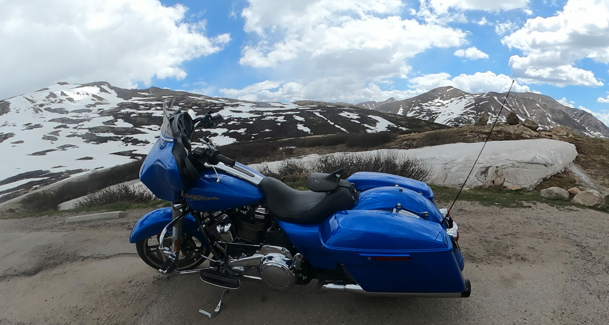 Motorcycle Touring Enthusiast